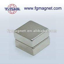 custom top quality powerful block ndfeb magnet