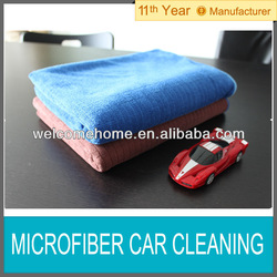 Microfiber car wash cloth/car cleaning cloth/car towel
