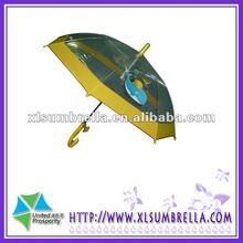 Auto Open Kids' transparent advertise umbrella