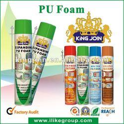 Construction PU Foam (SGS, RoHS, REACH certification)