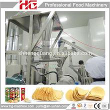 full automatic potato chips machine maker