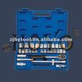 33 pcs mecânica tool box set, ferramenta de reparação automóvel