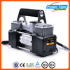 Double Cylinder car air compressor car tyre inflator