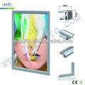 Policarbonato caixa de luz, led light up caixas, 5050 placa smd