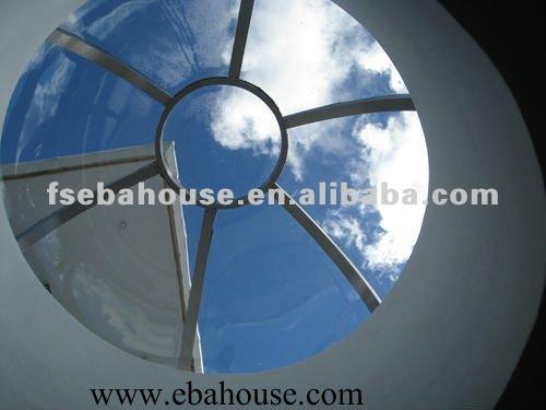 aluminium fenster markise dachfenster glaskuppel ce glas fenster bogen fenster
