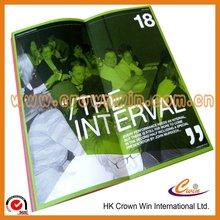 paper brochure sample