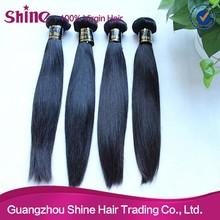 wholesale aaaaa grade 100% virgin Brazilian remy hair extension