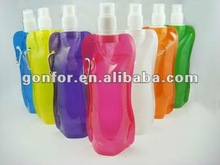 Water Pouch With carrying Spout+Cap