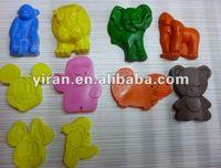 Animal Shaped Wax Crayons