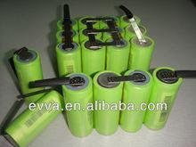 13V LiFePO4 Akku A123 26650 Battery with Holder 4S3P