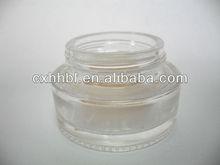 30g cream glass bottle 6015
