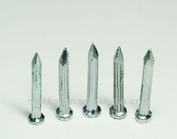 concrete steel nails/steel concrete nails /contrustion nail
