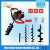 earth auger/earth drill 71cc