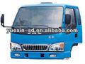 cabine do caminhão de jac cab