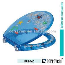 european standerd polyresin toilet seat PR1040