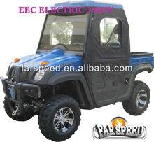 EEC 3.8KW Electric Utility Vehicle