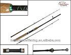 2013 new carbon fiber spinning fishing rod