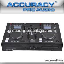 Professional CDJ Mixer Controller DJ Equipment CDUS-210BT