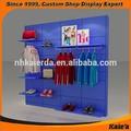 Boutique loja de acessórios/roupas da loja de montagem/cabideiro loja de acessórios