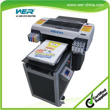 hot sell digital t-shirt printer a2 digital t-shirt printer