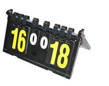 Manual Volleyball Score Board, floded scoreboard