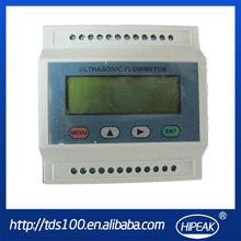 CE certificate LCD displayed digital ultrasonic water flow meter or water meter or heat meter