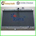 100% de aluminio del radiador del coche para honda accord cd5 2.2 94