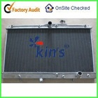 100% aluminium car radiator for Honda Accord CD5 2.2 94
