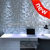 3d effect interior fibre decor wall coating