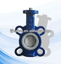 Water 12 inch titanium fitting valves
