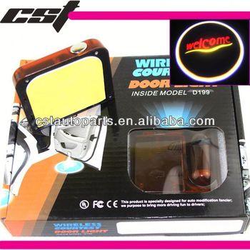 New Product auto led door light auto door light switch