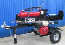 Genuine 45Ton hydraulic Gasoline Log Splitter from professional leader manufacturer