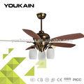 pulgadas 52 casa china diseño de ventilador de techo
