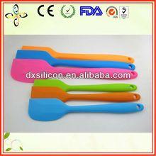 De calidad alimentaria dental de cemento espátulas, para hornear de silicona espátula, espátula de silicona para la navidad