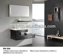 BONNYTM ladies wall hung bathroom vanity units BN-546
