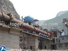 High efficiency petroleum coke rotary calcination kiln