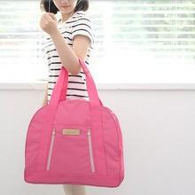 lovely nylon handbag, Size(45.5*37*14cm) women handbag,4 colors high capacity lady handbag