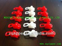 Hot Selling PP/PE Plastic Zipper Slider/Runner