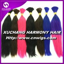 Cheap Wholesale human hair bulk/wholesale bulk hair extensions/virgin hair bulk