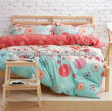 Brushed Fabric Bedsheets/Kids Bed Quilts/bedding duvet cover sets