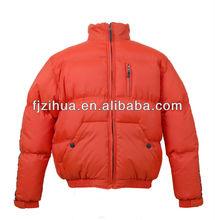 Mens wholesale cheap red varsity jacket design,winter big size jacket