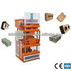 WT1-10 hydraulic press interlocking block mesin