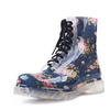2014 Manufacturer Wholesale High Quality Women Wellington Flower Pattern PVC rain boots