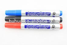 Permanent whiteboard marker pen