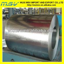 Bobina de acero galvanizado, de la galvanización, galvanización de la planta