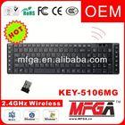 remote control mini wireless qwerty keyboard