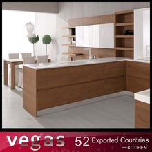 European quality standard foshan factory kitchen furniture