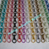 Decoration design 12mm hook metal chain hanging curtain
