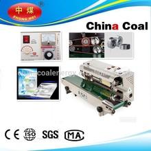manufacturer for continuous plastic bag sealer,Continuous band sealing machine,band sealer
