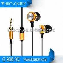 High-end E-E015 Basketball Earphones CE & ROHS
